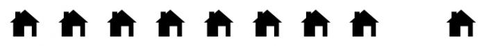 Primitive Icons Regular Font OTHER CHARS