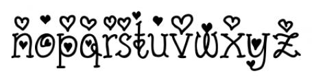 Prince Charming Prince Charming Font LOWERCASE