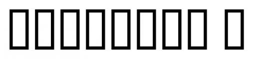 Printers Playthings JNL Regular Font OTHER CHARS
