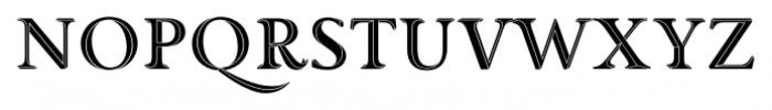 Priori Acute Serif Font LOWERCASE