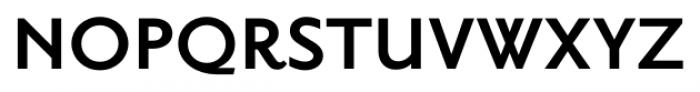 Priori Sans Bold Font UPPERCASE