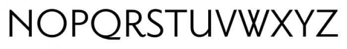 Priori Sans Regular Font UPPERCASE