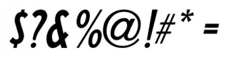 Promotional Copy JNL Oblique Font OTHER CHARS