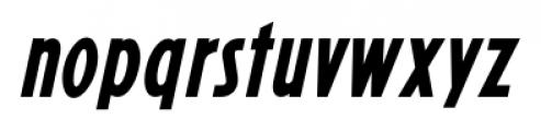 Promotional Copy JNL Oblique Font LOWERCASE