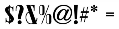 Prospect Heights Solid JNL Regular Font OTHER CHARS