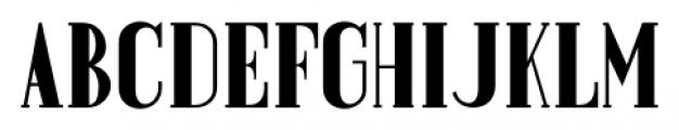 Prospect Heights Solid JNL Regular Font UPPERCASE
