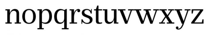 Prumo Banner Book Font LOWERCASE