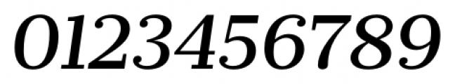 Prumo Banner Medium Italic Font OTHER CHARS