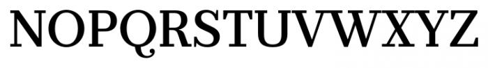 Prumo Banner Medium Font UPPERCASE