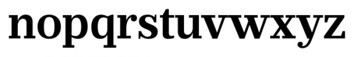 Prumo Banner Semi Bold Font LOWERCASE