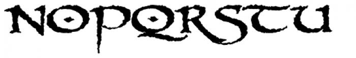 PR Cauldron Potion Font UPPERCASE