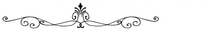 PR-Swirlies-02 Font UPPERCASE