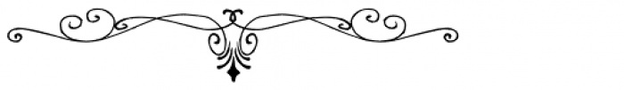PR-Swirlies-02 Font LOWERCASE
