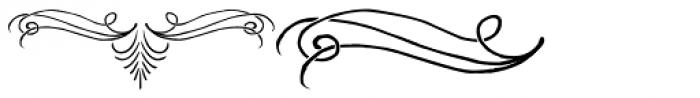 PR-Swirlies-07 Font LOWERCASE