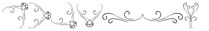 PR-Swirlies-12 Font UPPERCASE