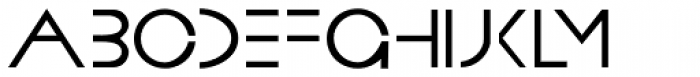 PROMETHEUS Font LOWERCASE