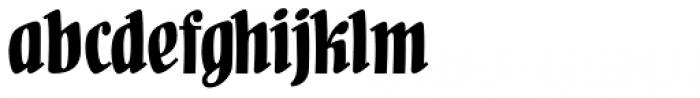 Pracht Antiqua NF Font LOWERCASE