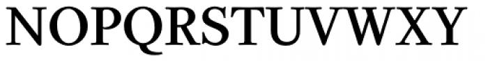 Pradell SemiBold Font UPPERCASE