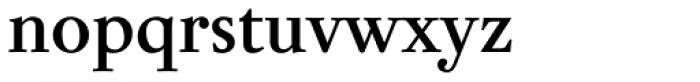Pradell SemiBold Font LOWERCASE