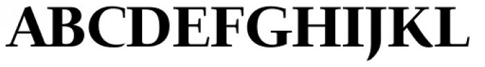 Prado BQ Bold Font UPPERCASE