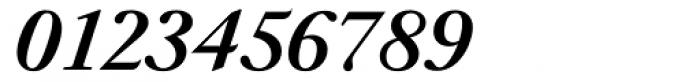 Prado BQ Medium Italic Font OTHER CHARS