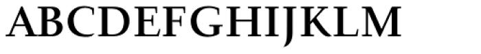 Prado BQ Reg SC Font LOWERCASE