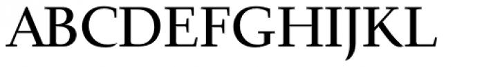 Prado BQ Regular Font UPPERCASE