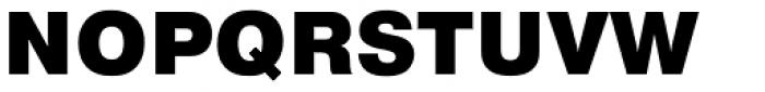 Pragmatica Black Font UPPERCASE