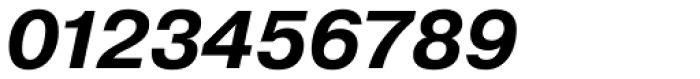 Pragmatica Bold Oblique Font OTHER CHARS