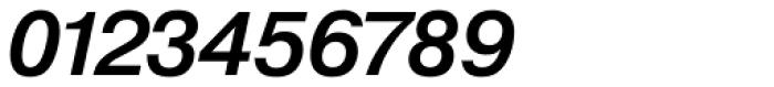 Pragmatica Medium Oblique Font OTHER CHARS