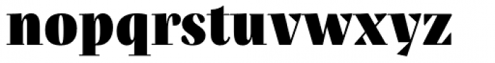Praho Pro Black Font LOWERCASE