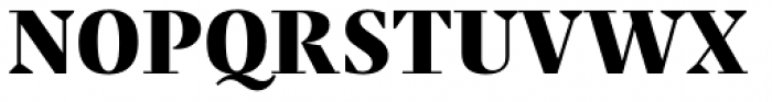 Praho Pro Extra Bold Font UPPERCASE