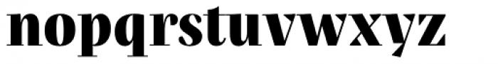 Praho Pro Extra Bold Font LOWERCASE