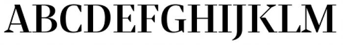 Praho Pro Medium Font UPPERCASE