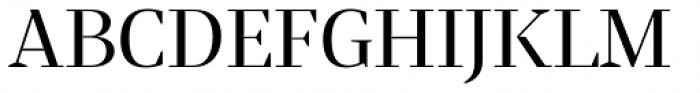 Praho Pro Regular Font UPPERCASE