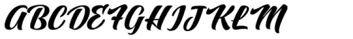 Praise Pro Font UPPERCASE