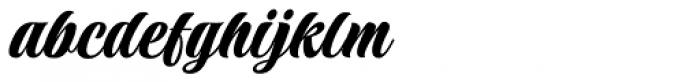 Praise Pro Font LOWERCASE