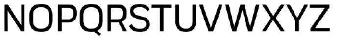 Praktika Medium Font UPPERCASE