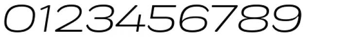 Praktika Round Extended Italic Font OTHER CHARS