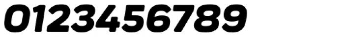 Praktika Round ExtraBold Italic Font OTHER CHARS