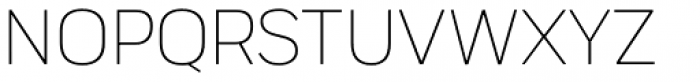 Praktika Round Light Font UPPERCASE