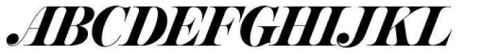 Prangs Black Font UPPERCASE