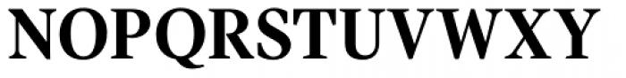 Pratt Nova Bold Font UPPERCASE