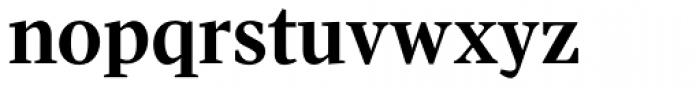 Pratt Nova Bold Font LOWERCASE