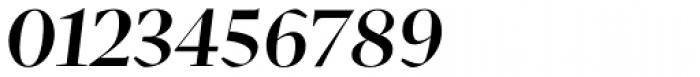 Pratt Nova Fine Bold Italic Font OTHER CHARS