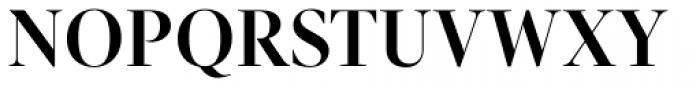 Pratt Nova Fine Bold Font UPPERCASE