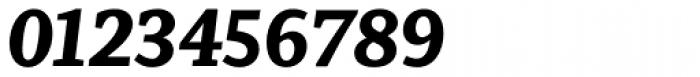 Pratt Nova Heavy Italic Font OTHER CHARS