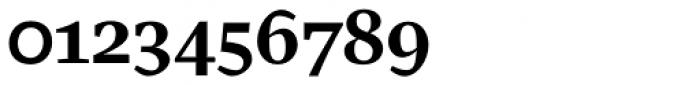 Pratt Nova Text Bold Font OTHER CHARS