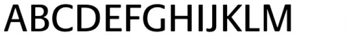 Praxis Next Medium Font UPPERCASE