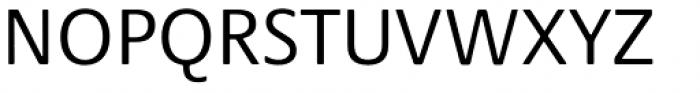 Praxis Next Regular Font UPPERCASE